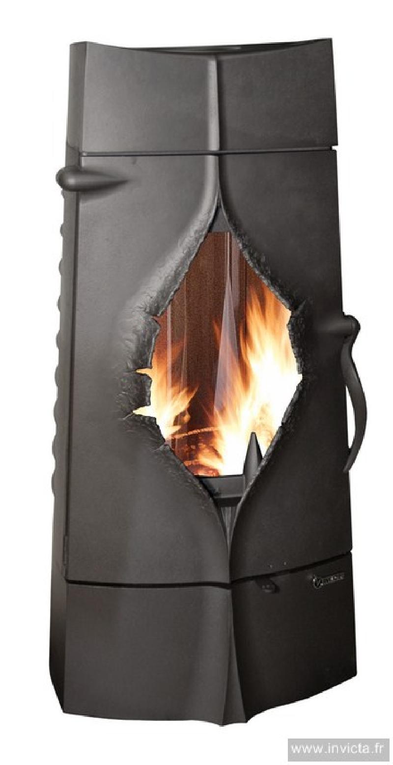 poele a bois invicta ove trouvez le meilleur prix sur voir avant d 39 acheter. Black Bedroom Furniture Sets. Home Design Ideas